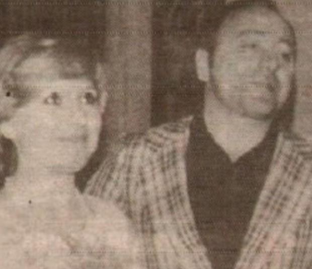 Втората съпруга на големия Тодор Колев – Йорданка, с която