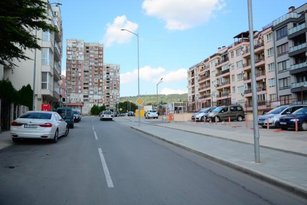 С цел създаване на безопасен маршрут за пешеходци, които се