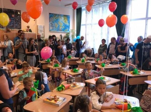 В детските градини в първа възрастова група ще влязат 2