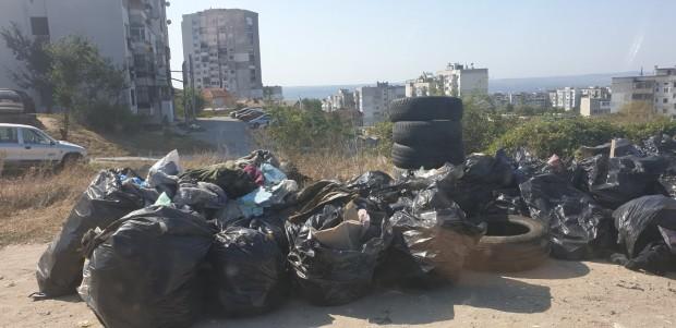 500 места във Варна бяха почистени по време в кампанията