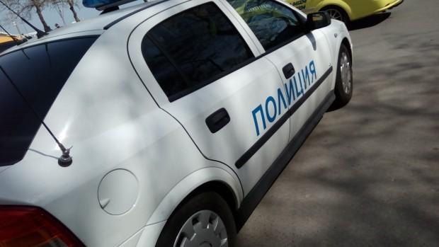 Вследствие на инцидента малолетен пътник от автомобила е получил фрактура