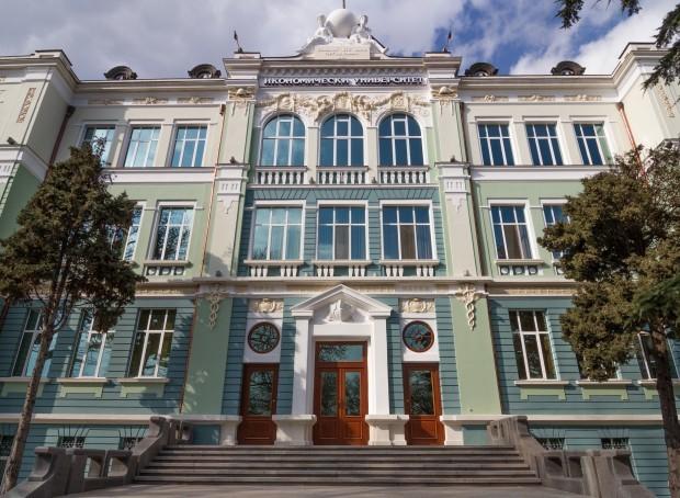 Тържествено откриват новата учебна 2019/2020 година в ИУ-Варна. Тържеството ще