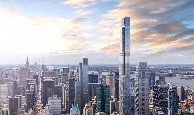 Представиха най-високата жилищна сграда в света. 472-метровата кула се намира
