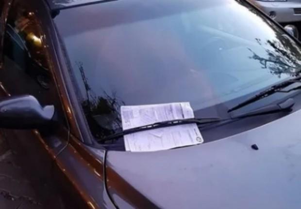 ФейсбукШофьор удари чужда кола при паркиране в София, но вместо
