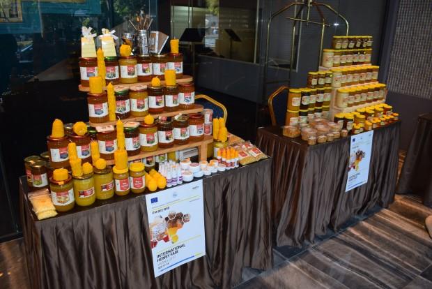 Снимка: Във Варна стана ясно: Страната ни е на седмо място по производство на пчелен мед в Европа