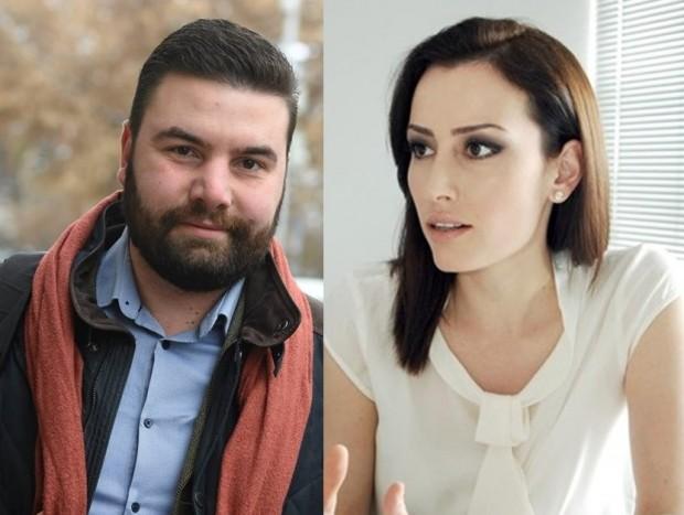 Лили Боянова е бременна от гаджето си Аркади Шарков, това