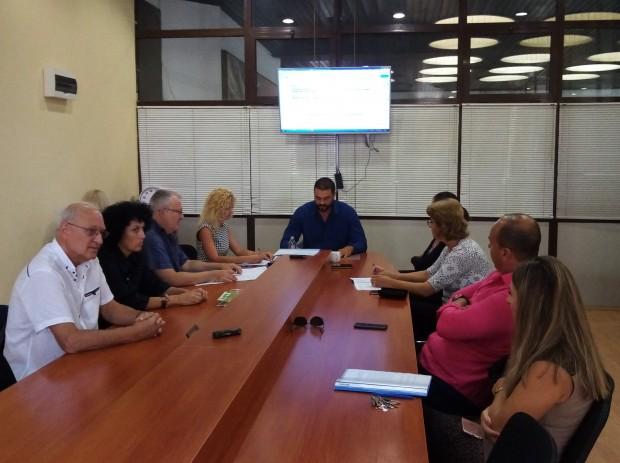 Снимка: Общината подготвя проектни предложения в областта на дигиталните технологии за 1,5 млн. евро