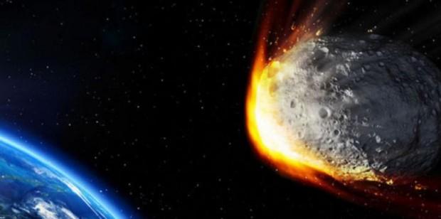 Снимка: Учени искат да взривят астероид над Земята, за да предизвикат нов ледников период