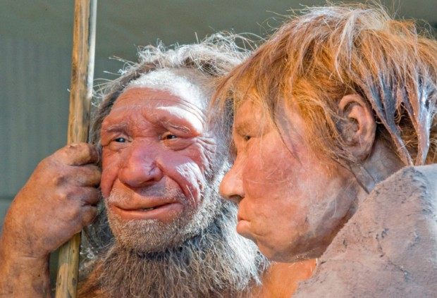 Снимка: Неандерталците са изчезнали заради ушни инфекции