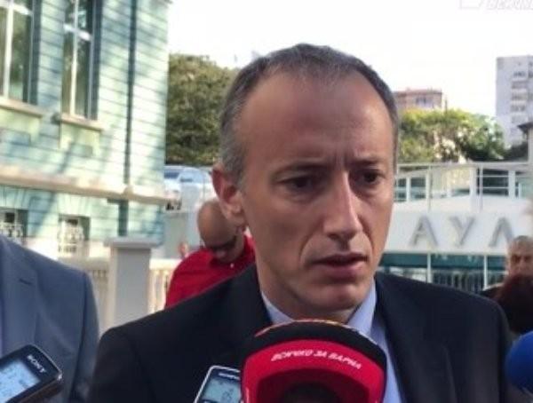 Красимир Вълчев, предаде репортер на Varna24.bg.Той гостува в морската столица