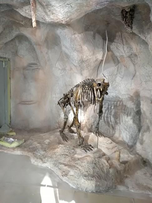 Единственият по рода си музей на пещерите и пещерното дело