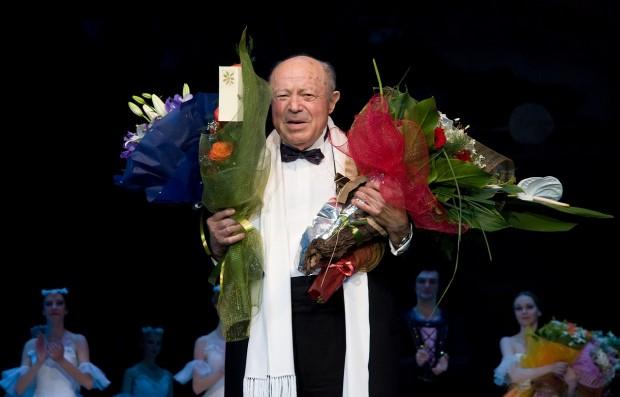 Иван Василиев ще танцува в спектакъл в чест на 90-ата