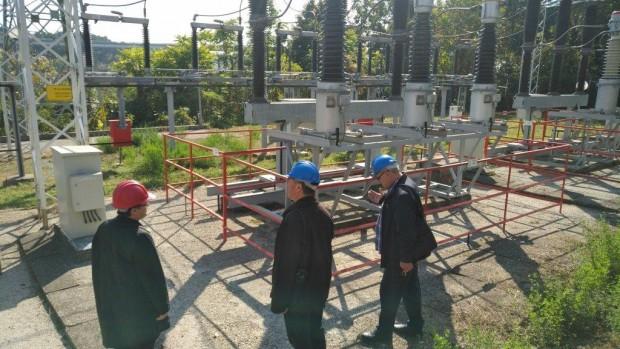 Министерство на енергетиката проведе регулярна проверка на готовността на Електроразпределение