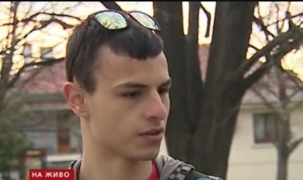 Снимка: Младеж: Ако бях записал видео, щеше да се гледа повече от