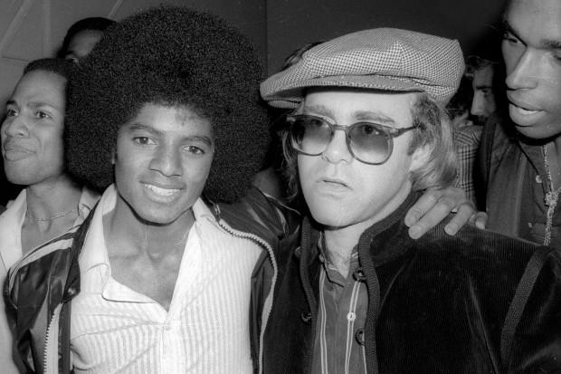 Британският певец Елтън Джон наричаМайкъл Джексън