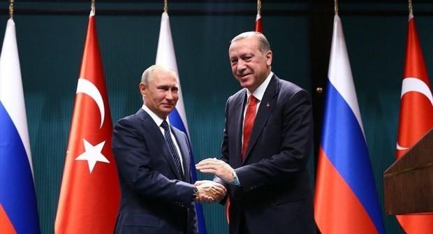 Турският президент Реджеп Тайип Ердоган заяви, че част от зоната