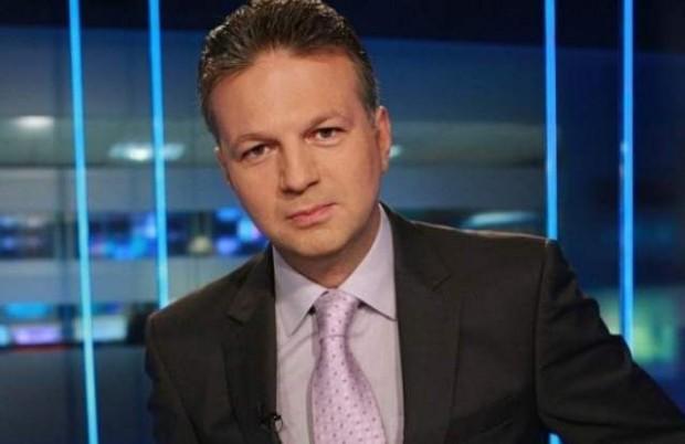 Водещият на новините по Нова телевизия Николай Дойнов има главоболия