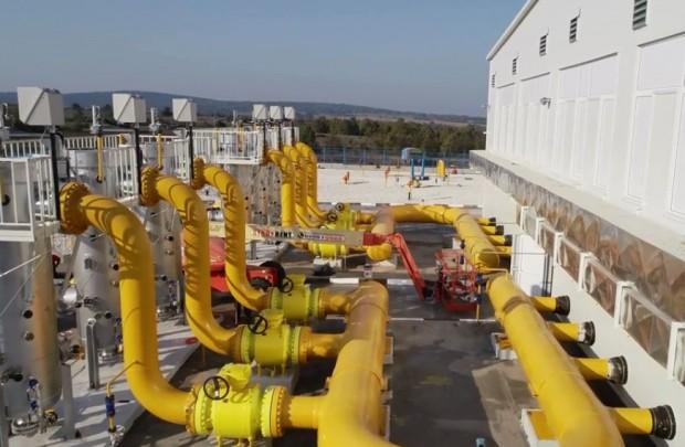 Започнаха строителните дейности на разширението на газопреносната мрежа по трасето