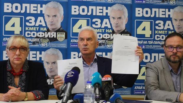 Нова твВолен Сидеров подава оставка като депутат в следващите дни.