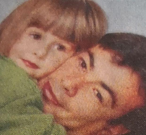 Непоказван мил спомен от детството сподели голямата дъщеря на Иван