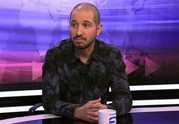 Бившият мъж на Мариана Векилска – радиожурналистът Симeон Колев се