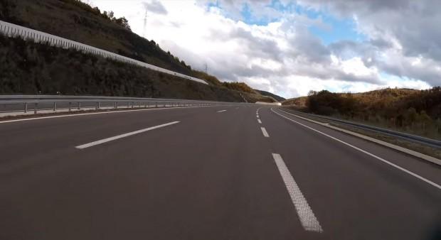 Пътна такса по новооткритата отсечка на магистралата от българската граница