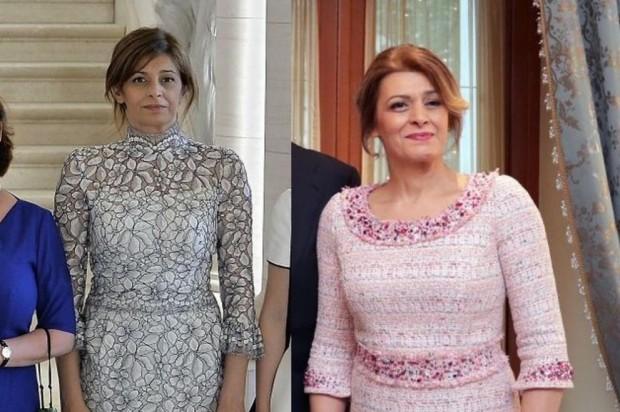 БГНЕСДесислава Радева отново е ВИП клиент на известната дизайнерка Невена