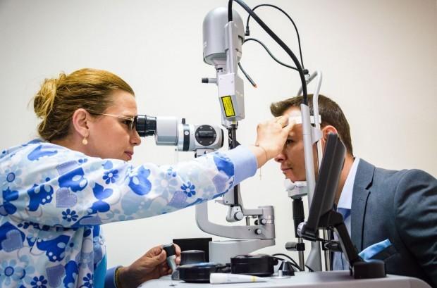 > ИлюстрацияДиабетната ретинопатия засяга повече от 1/3 от пациентите със