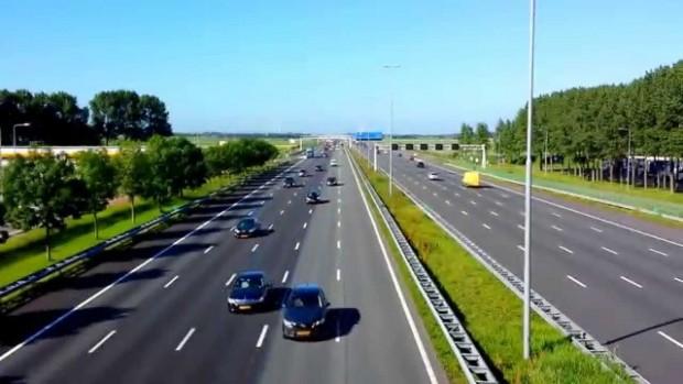 Ограничението на скоростта през деня по холандските пътища трябва да