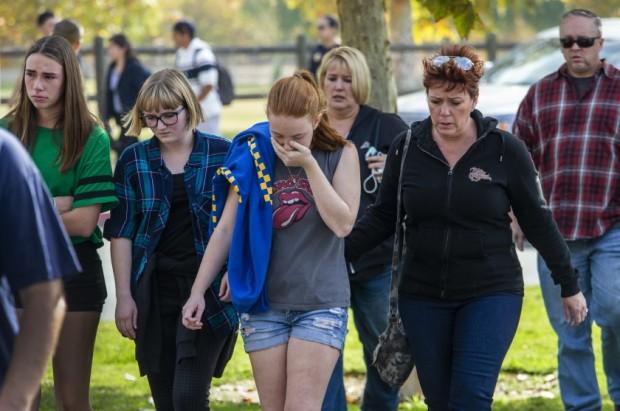 Хора, познавали 16-годишното момче, което стреля срещу свои съученици в
