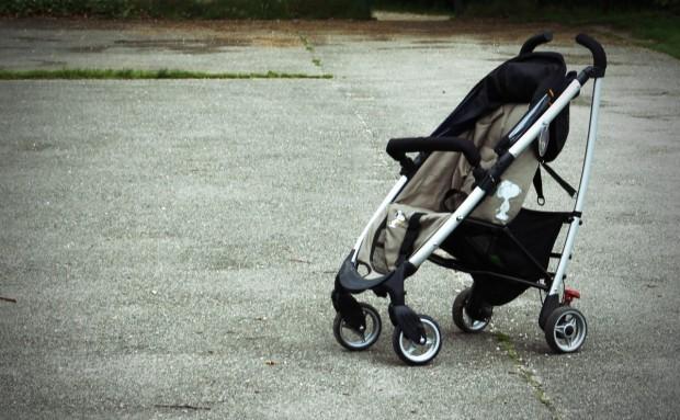 Вчера е подаден сигнал за кражба на детска количка от