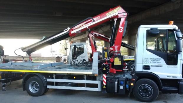 БНРТри нови репатриращи автомобила са доставени за дейността на общинското