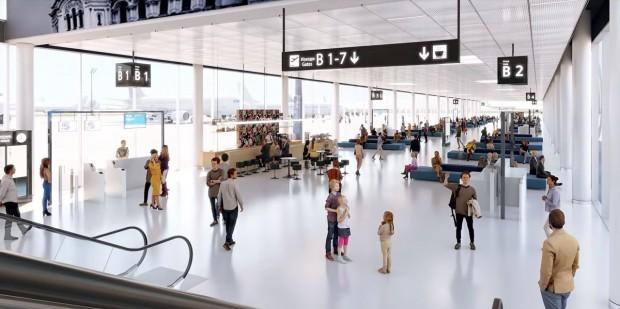 Новият концесионер на летището за следващите 30 години вече е
