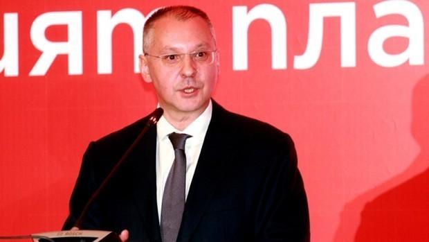 Снимка: Станишев поряза БСП с изказване
