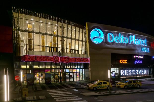 На 25-ти ноември от 19:00 часа в Delta Planet Mall
