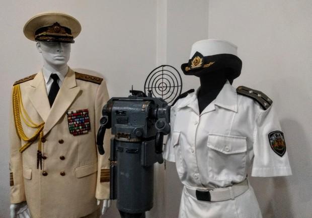 На 5 декември, от 11.00 часавъв Военноморския музей, ще бъде