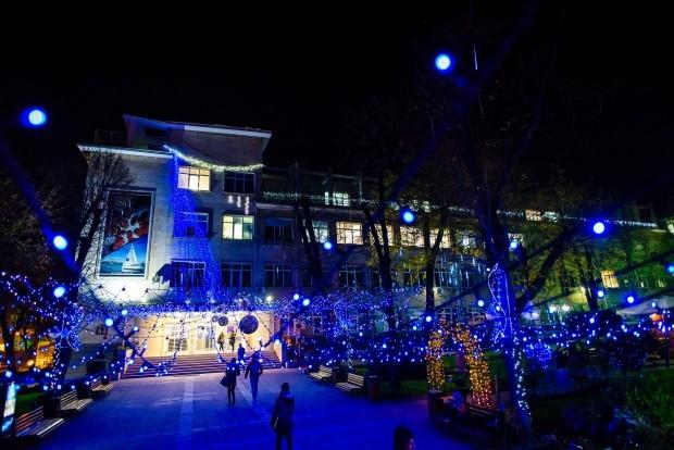 Община Варна обявява начало на традиционната кампания за най-красива коледна