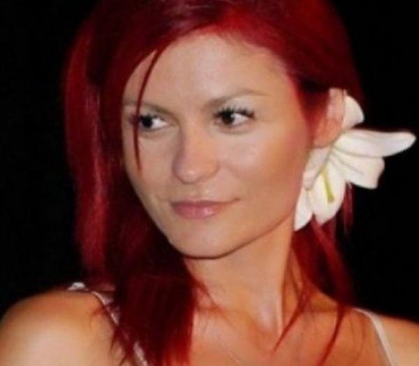 Пияната протестърка и певица София Георгиева, която бе хваната от