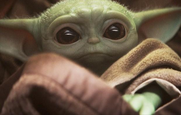 Бебе Йода - мъничкият зелен персонаж от вдъхновения от вселената