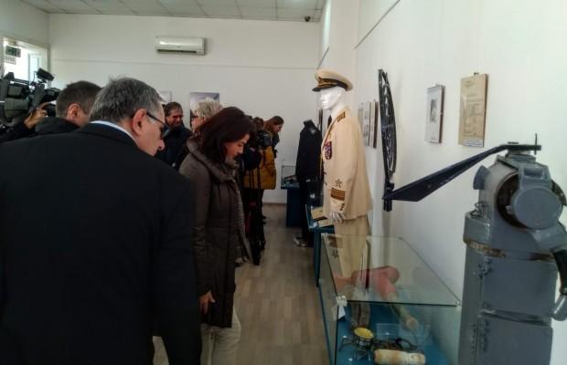 В навечерието на Никулден Военноморският музей откри изложбата