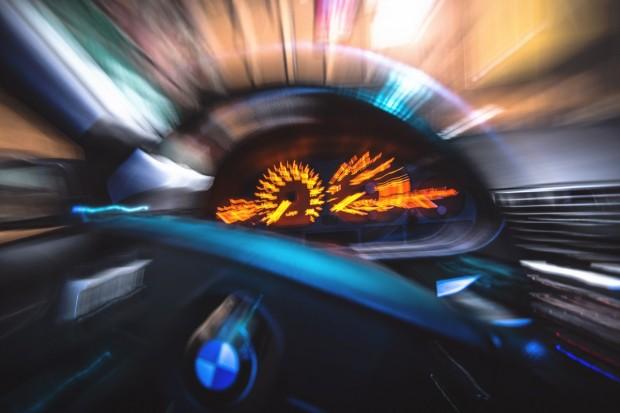 Снимка: Шофьор на БМВ се помисли за безсмъртен на пътя Варна - Добрич