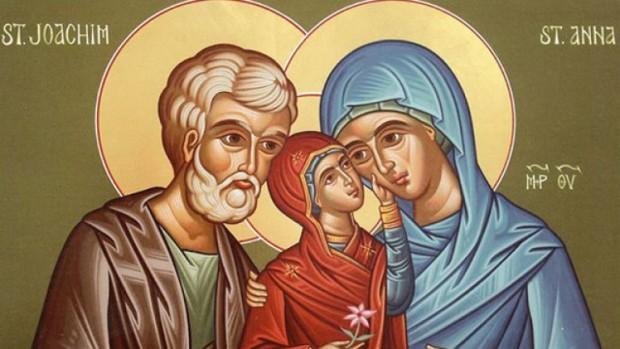 Българската православна църква почита днес зачатието на Св. Анна -