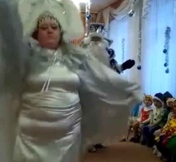 Децата в Русия с трепет очакват появата на Дядо Мраз