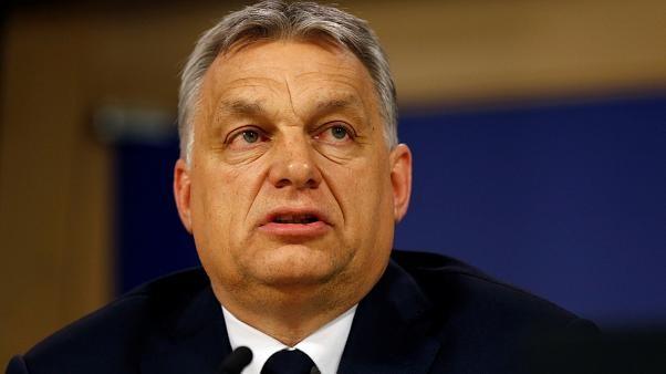 Дясното националистическо правителство на Унгария внесе в понеделник в парламента