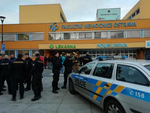 ТуитърСтрелба в чешка болница, има убити. Случката се е разиграла