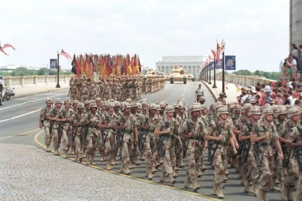 Американската армия подготвя най-голямото си учение в Европа от 25