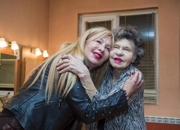 Единствената дъщеря на покойната легенда на българския театър Стоянка Мутафова