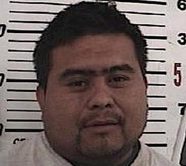 Нелегален мигрант бе заловен, след като преминал границата между Мексико