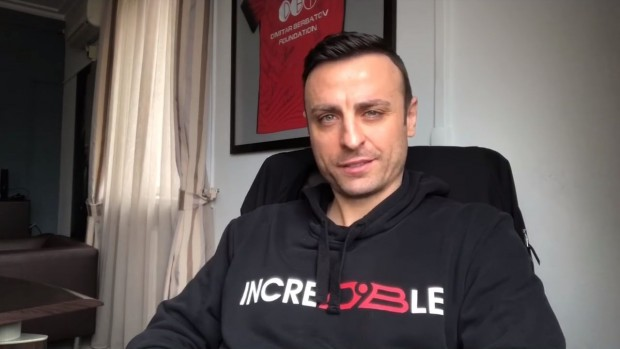 Димитър Бербатов обяви началото на негова лична марка за облекло.