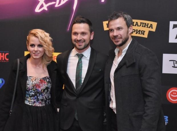 Ивайло Захариев има нова жена в живота си. Звездата от